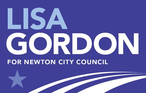 Lisa Gordon for Newton City Council