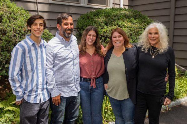 Lisa Gordon & Family